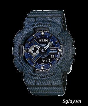 Đồng hồ baby-G, G-shock chính hãng - 12