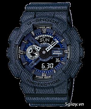 Đồng hồ baby-G, G-shock chính hãng - 11
