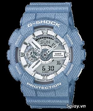 Đồng hồ baby-G, G-shock chính hãng - 13