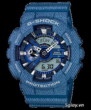Đồng hồ baby-G, G-shock chính hãng - 9