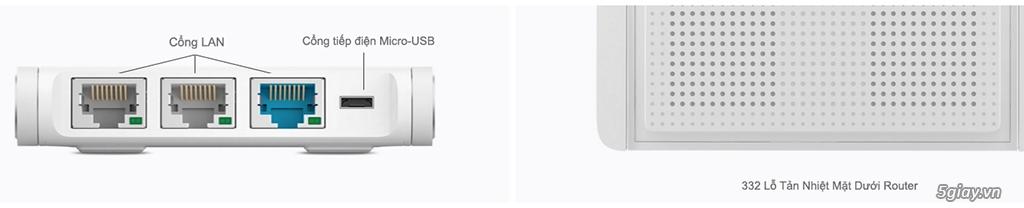Router Wifi Nano Xiaomi giá 350k - 1