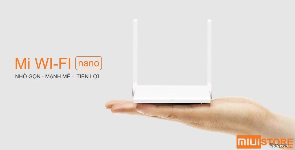 Router Wifi Nano Xiaomi giá 350k