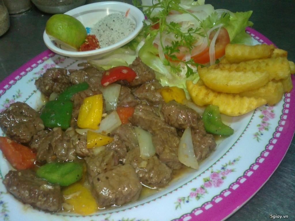 Lẩu bò và các món nhậu bình dân - 2