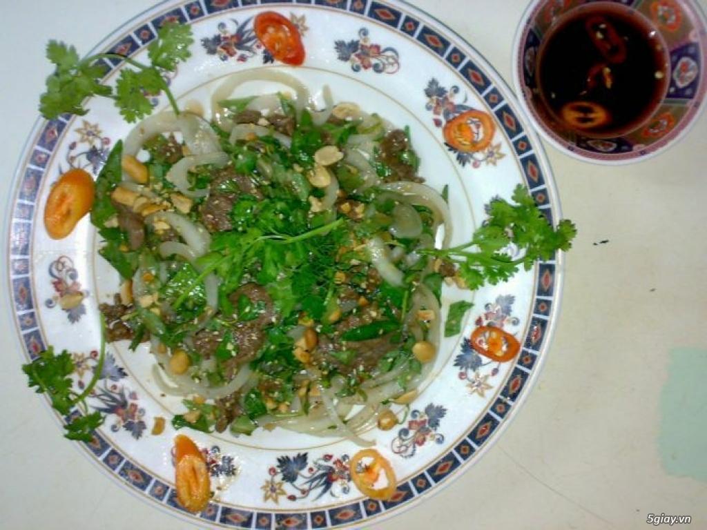Lẩu bò và các món nhậu bình dân - 3
