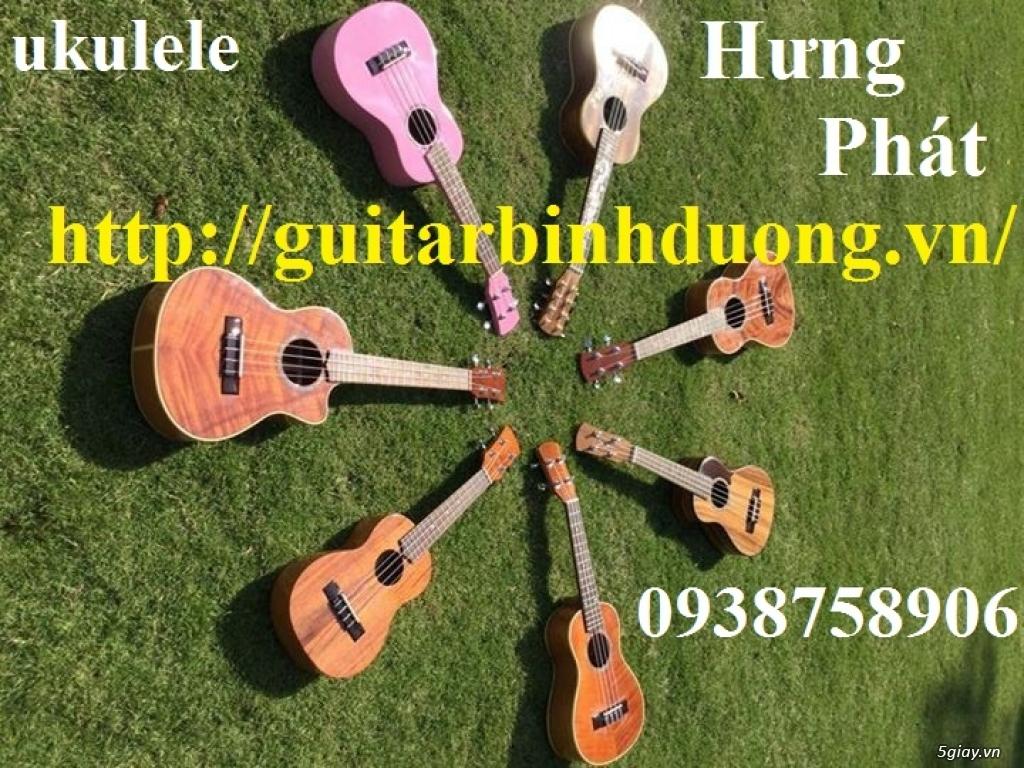 Bán đàn ukulele giá rẻ tp thủ dầu một bình dương - 2