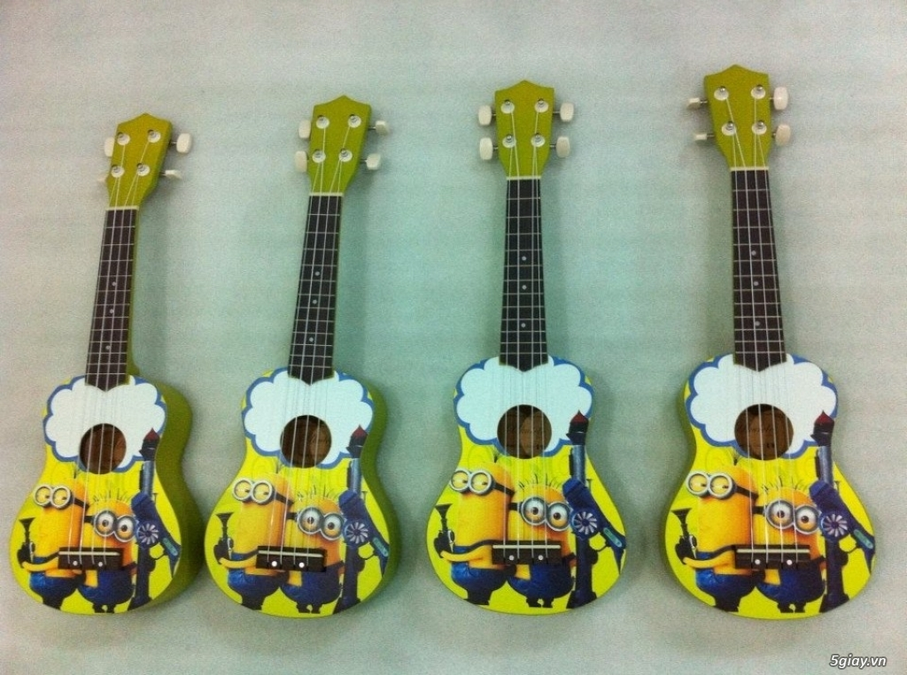 Bán đàn ukulele giá rẻ tp thủ dầu một bình dương - 3