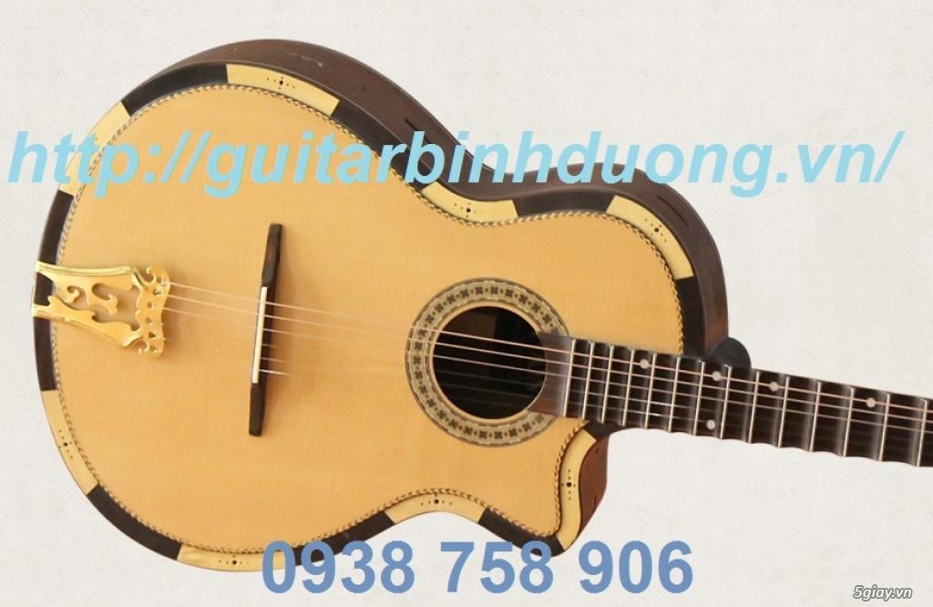 Đàn guitar phím lõm giá rẻ GUITAR HƯNG PHÁT - 3