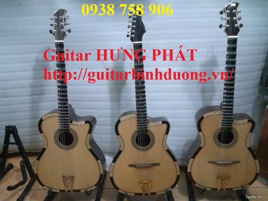 Đàn guitar phím lõm giá rẻ GUITAR HƯNG PHÁT - 4