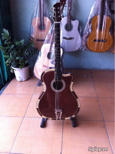 Đàn guitar phím lõm giá rẻ GUITAR HƯNG PHÁT - 7