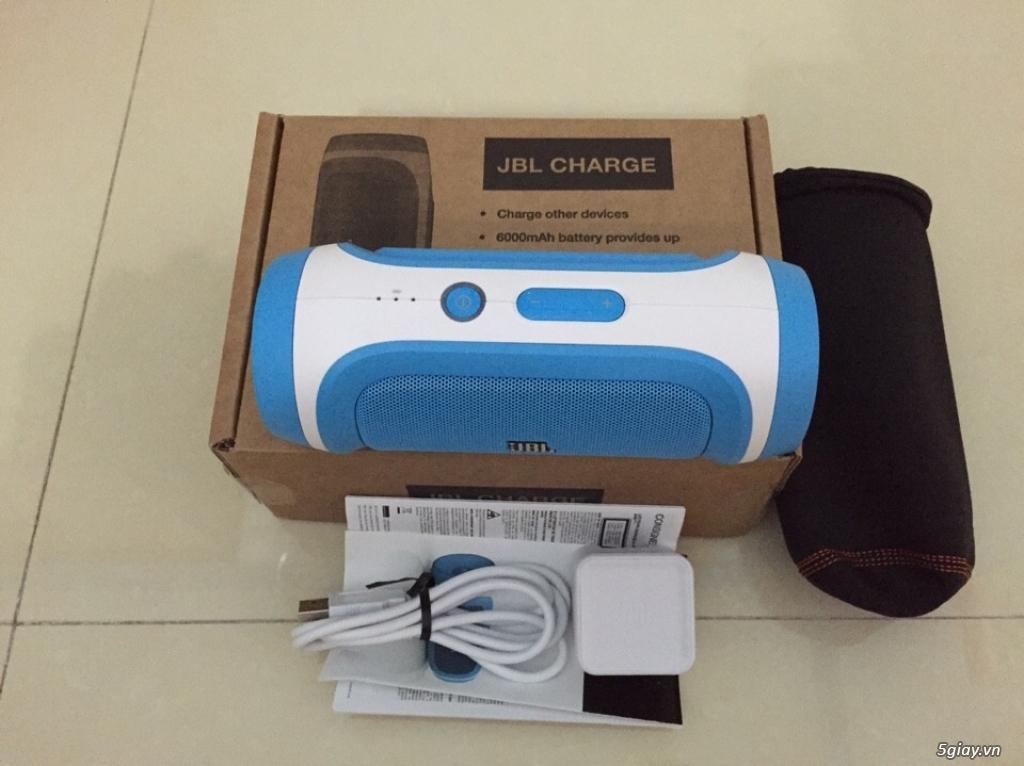 JBL Charge hàng xách tay từ Mỹ âm thanh tuyệt hảo - 1