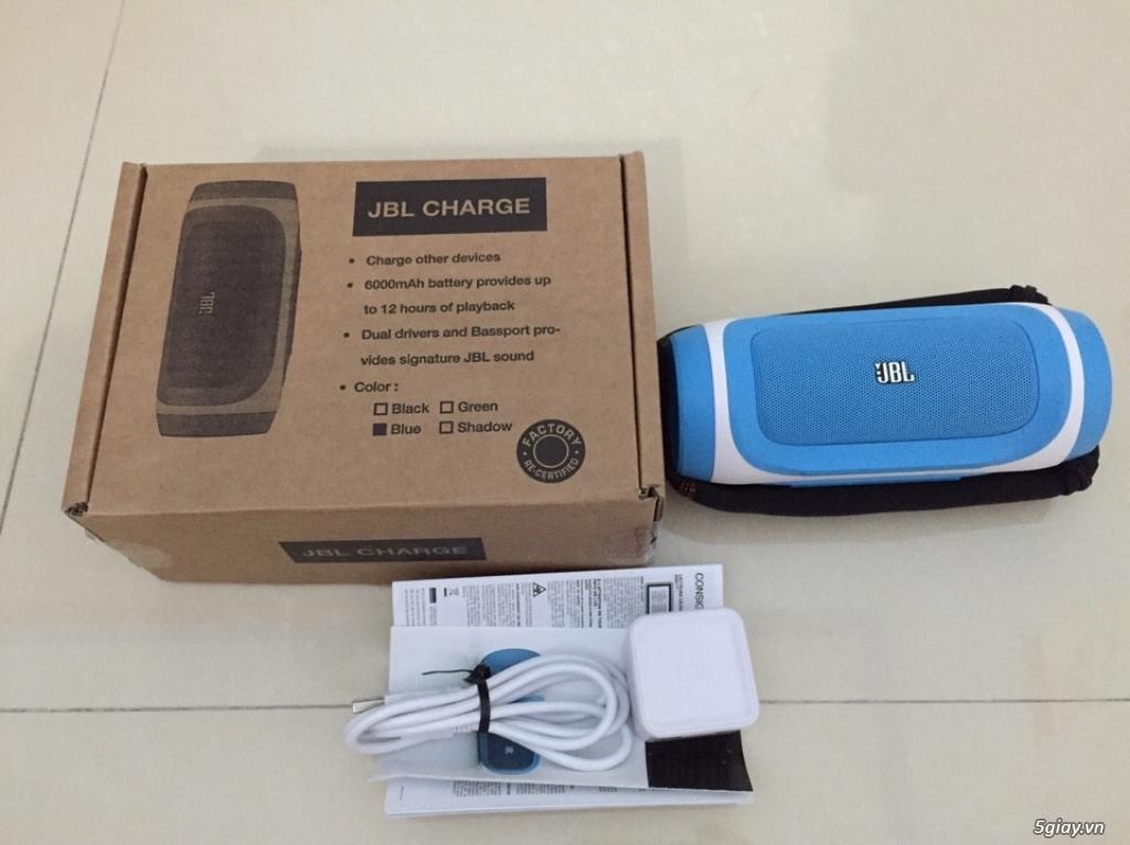 JBL Charge hàng xách tay từ Mỹ âm thanh tuyệt hảo - 3