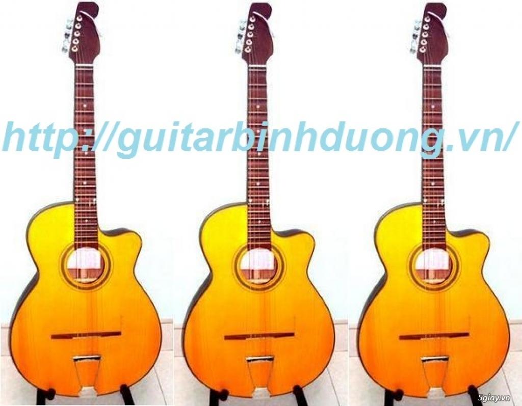 Đàn guitar phím lõm giá rẻ GUITAR HƯNG PHÁT - 1