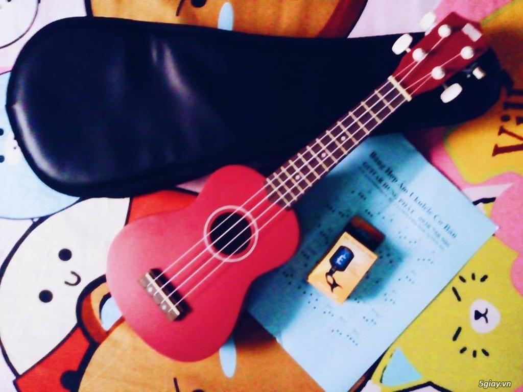 Bán đàn ukulele giá rẻ tp thủ dầu một bình dương - 7