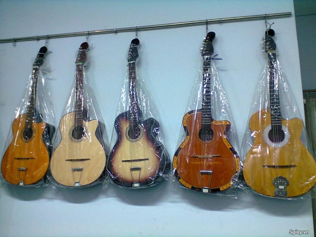 Đàn guitar phím lõm giá rẻ GUITAR HƯNG PHÁT - 10