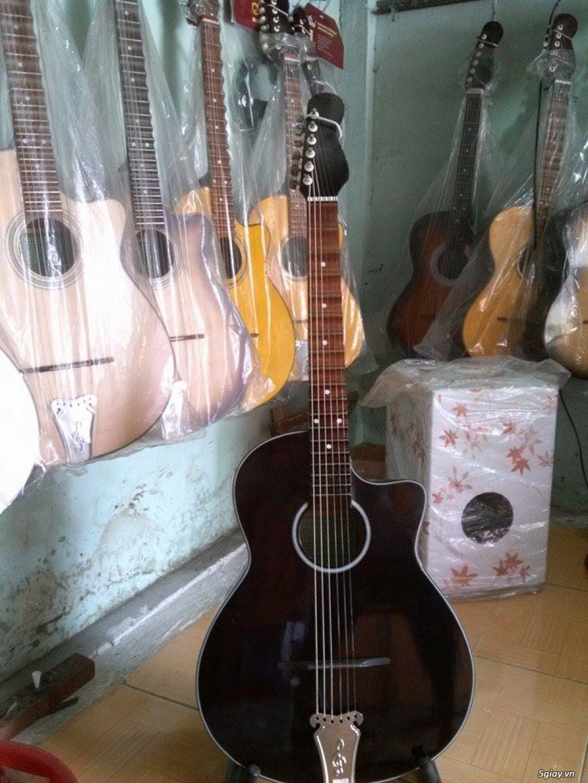Đàn guitar phím lõm giá rẻ GUITAR HƯNG PHÁT - 11