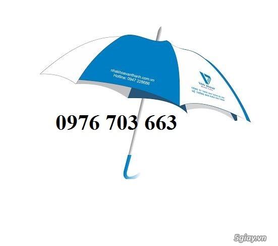 Xưởng sản xuất ô dù in ấn logo quà tặng, quảng cáo