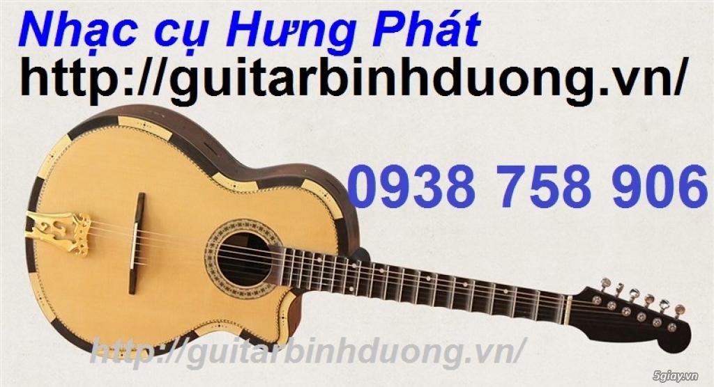 Đàn guitar phím lõm giá rẻ GUITAR HƯNG PHÁT - 2
