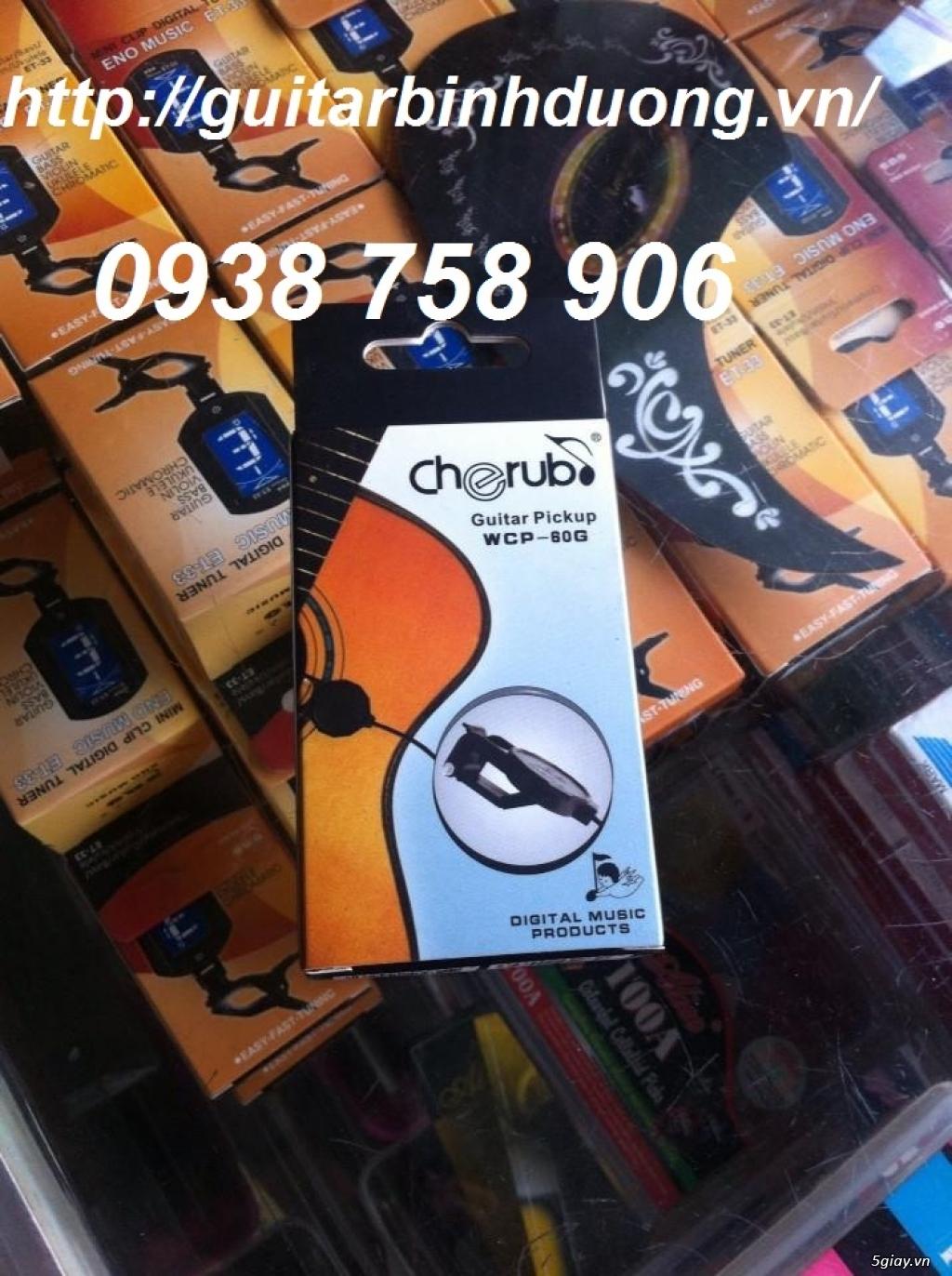 Phụ kiện guitar giá rẻ, guitar hưng phát bình dương bán phụ kiện guitar, phụ kiện nhạc cụ giá rẻ - 34