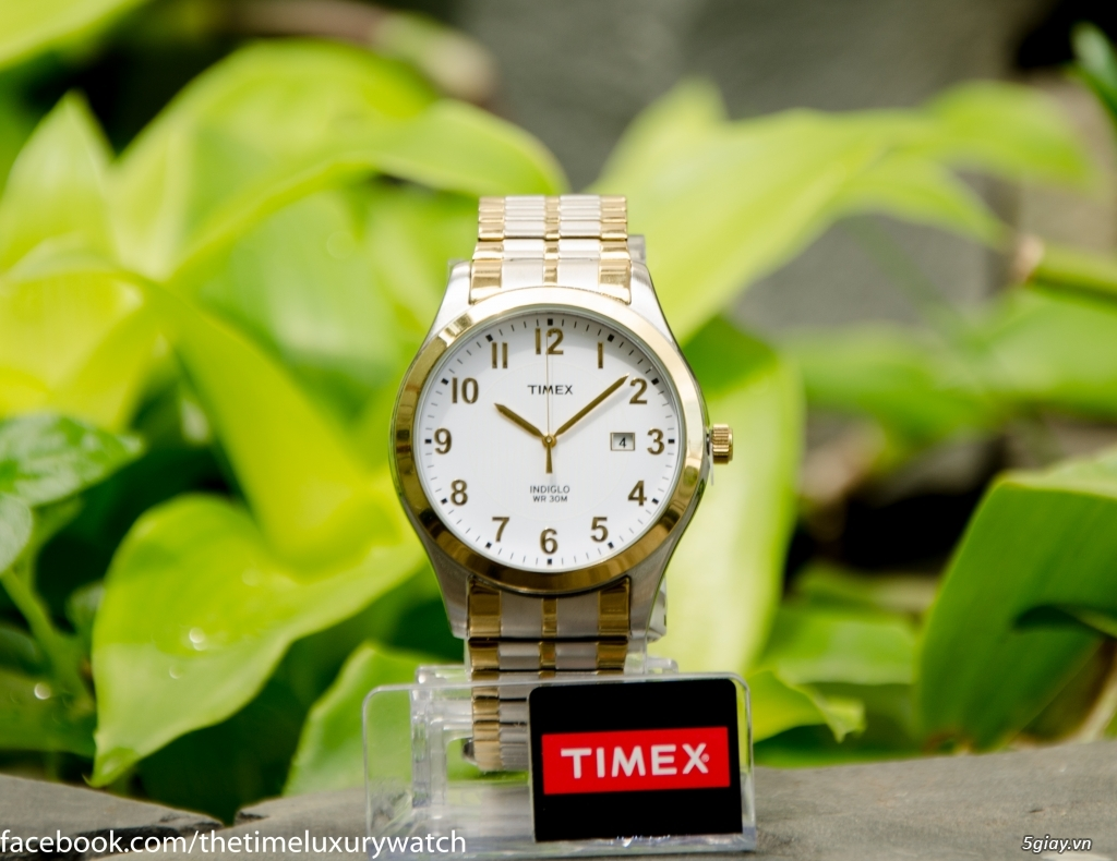 Đồng hồ Timex Elevated Classic mới 100% USA - 4