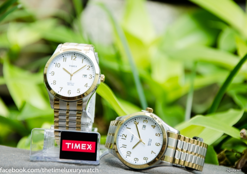 Đồng hồ Timex Elevated Classic mới 100% USA - 3