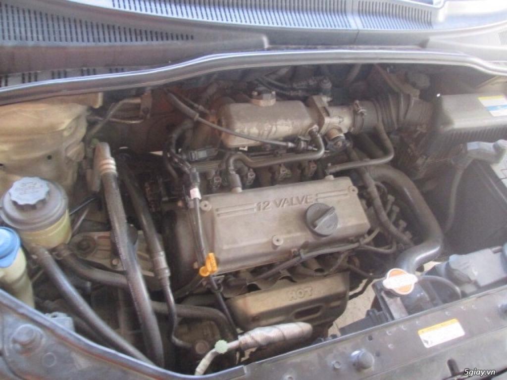 Cần bán xe hyundai getz nhập khẩu, 1.1 số sàn đời cuối 2009. - 3