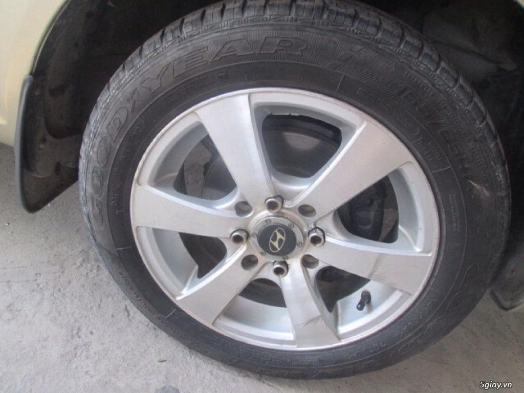 Cần bán xe hyundai getz nhập khẩu, 1.1 số sàn đời cuối 2009. - 2