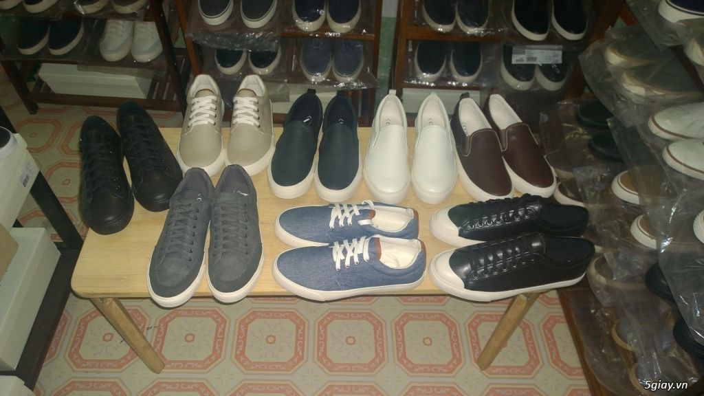 XẢ LÔ SHOP- Chuyên bán giày Nam NEXT,BEN SHERMAN,CAT hàng VNXK.. - 24