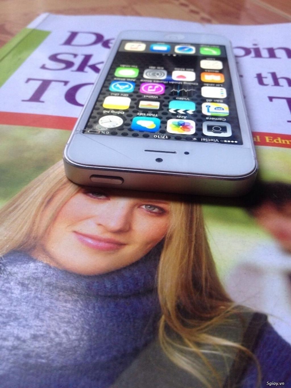 Bán iphone 5 lock 32 gb 1750000đ - 1