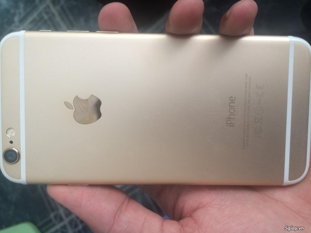 iPhone 6 128Gb Gold quốc tế 98% - 1