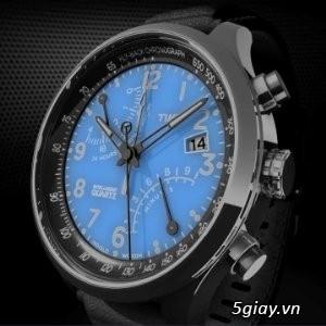 Bán đồng hồ Timex Men's T2N700 Intelligent Quartz SL - 4