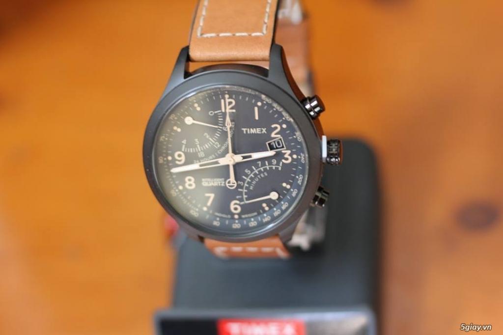 Bán đồng hồ Timex Men's T2N700 Intelligent Quartz SL