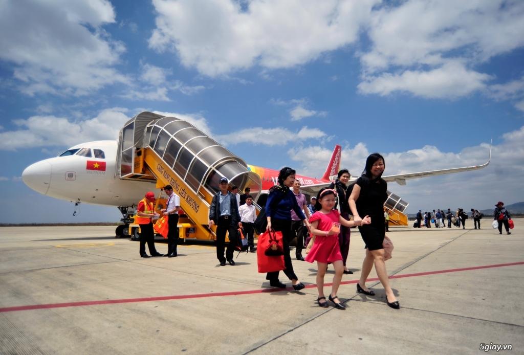 Khai trương nhà ga mới Cát Bi, Vietjet KM  khủng  từ Hải Phòng tới Phú Quốc, Đà Lạt, Buôn Ma Thuột - 121313