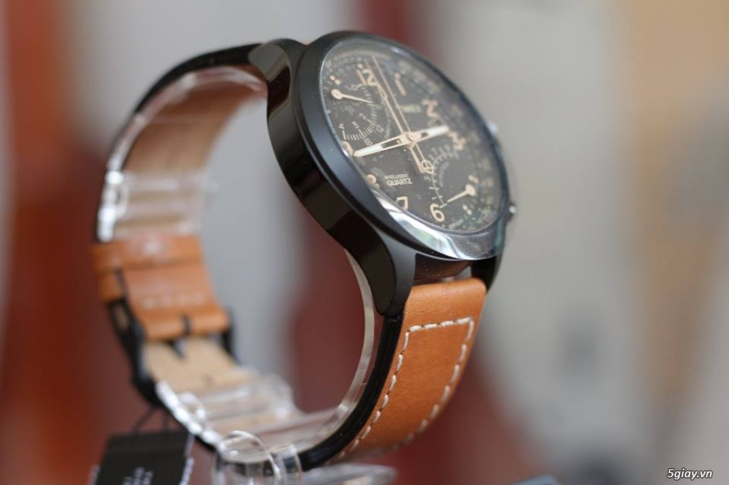 Bán đồng hồ Timex Men's T2N700 Intelligent Quartz SL - 1