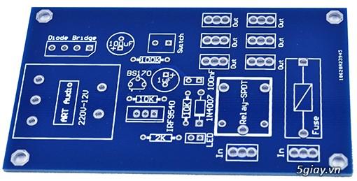 Linh kiện điện tử, PCB và DIY kit cho High-end Audio . ART Audio - 28