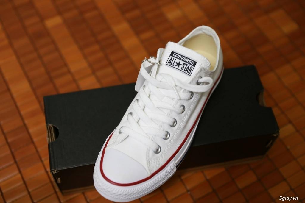 96b053fee99a Giầy Converse trắng cổ thấp size 38 ...