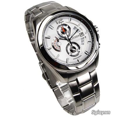 Đồng hồ Seiko - Citizen chính hãng - 1