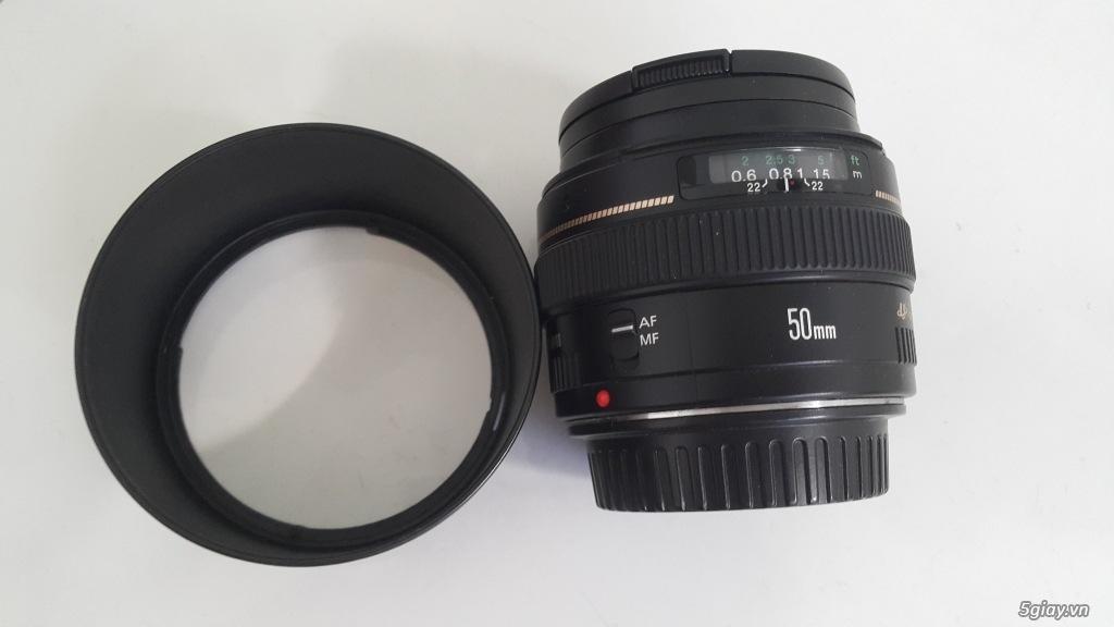 Canon 40d + Len canon 50 f1.4 , tripod... - 1