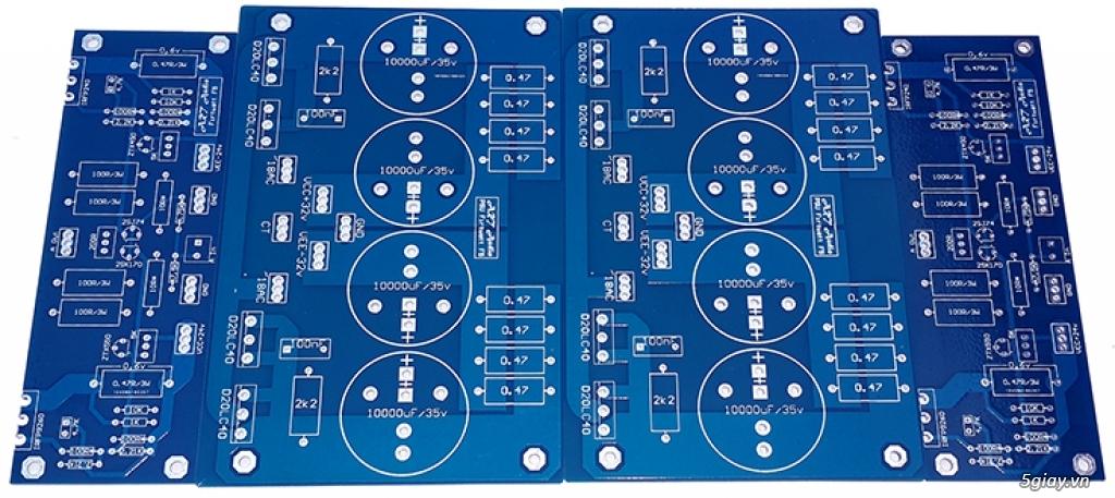 Linh kiện điện tử, PCB và DIY kit cho High-end Audio . ART Audio - 7