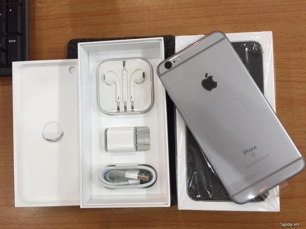 Cần bán iPhone 6s 16gb màu Đen Xám - 1