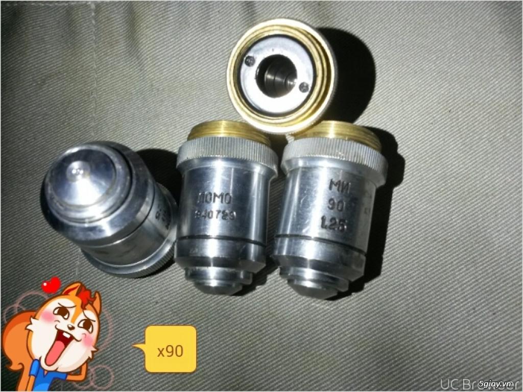 Vật kính - Kính hiển vi - 5