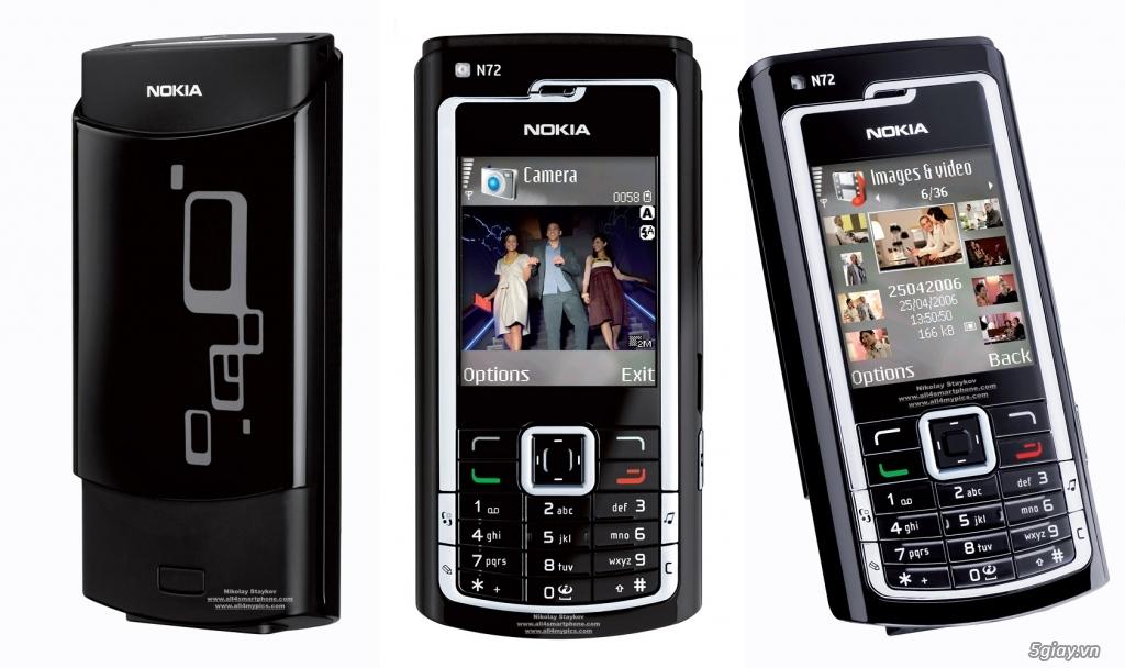 Nokia CỔ - ĐỘC LẠ - RẺ trên Toàn Quốc - 32
