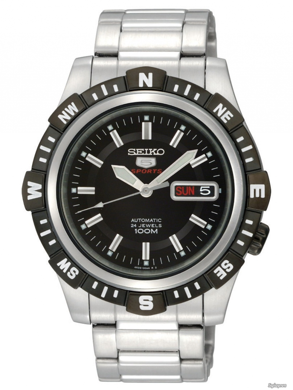 Đồng hồ Seiko - Citizen chính hãng