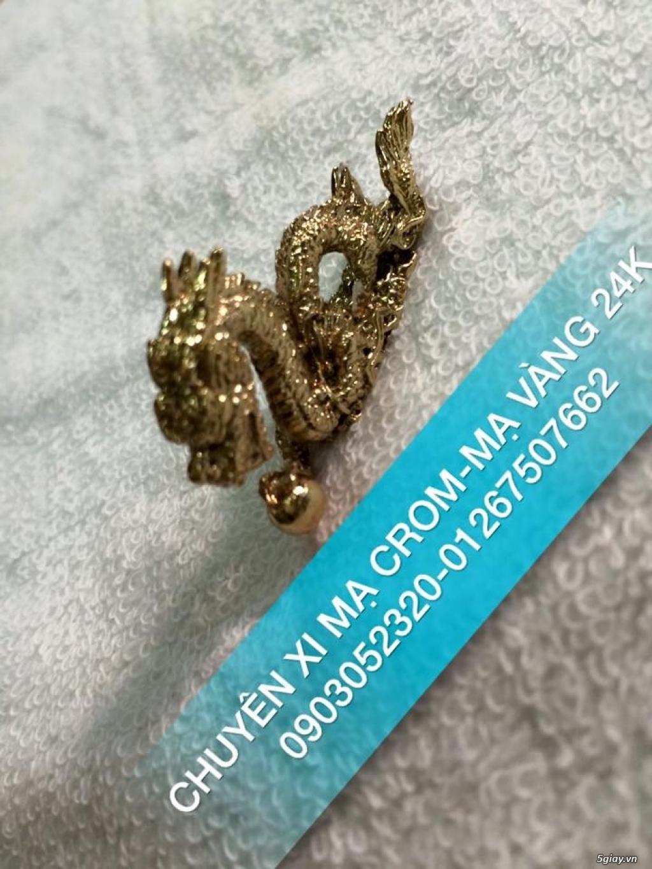 Nhận mạ crom-mạ vàng 24k vỏ điện thoại - 19