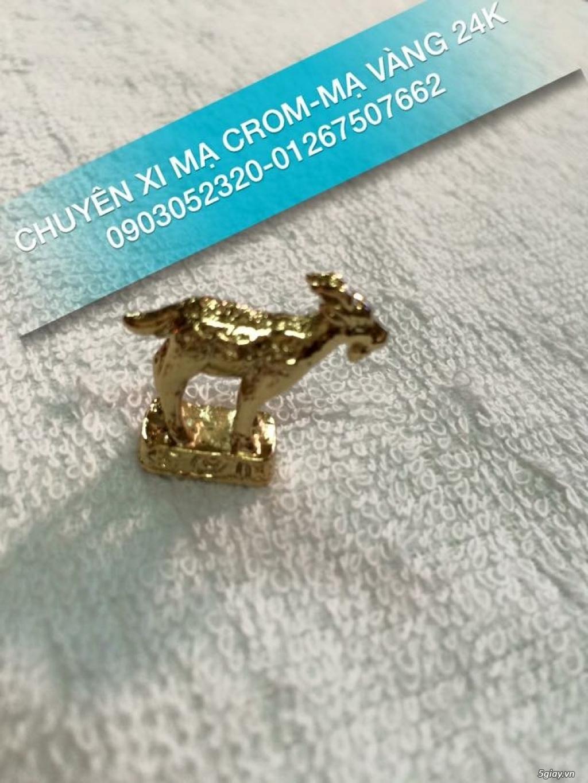 Nhận mạ crom-mạ vàng 24k vỏ điện thoại - 9
