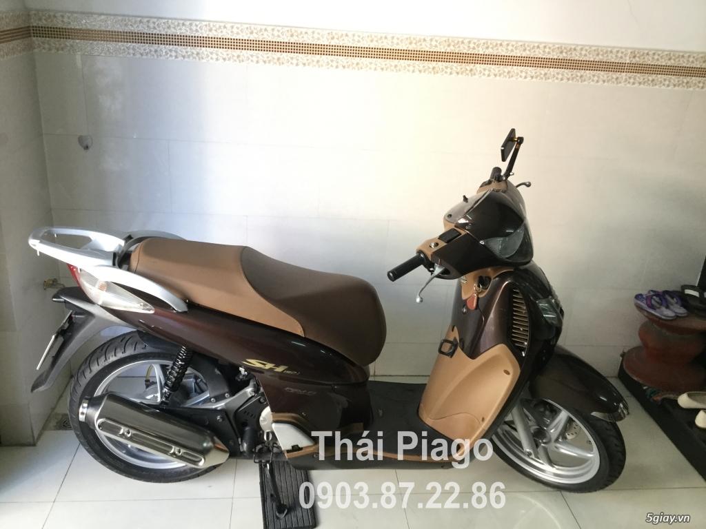 Thái&Trâm bán xe Tay Ga các loại (SH,Piaggo ..) xe bao đẹp, giá tốt. THU MUA XE SH,PIAGGO giá cao - 37