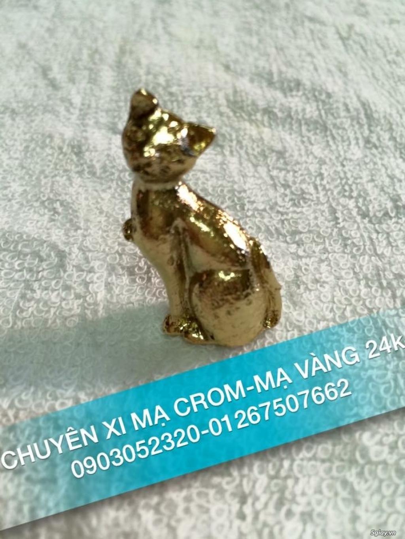 Nhận mạ crom-mạ vàng 24k vỏ điện thoại - 7
