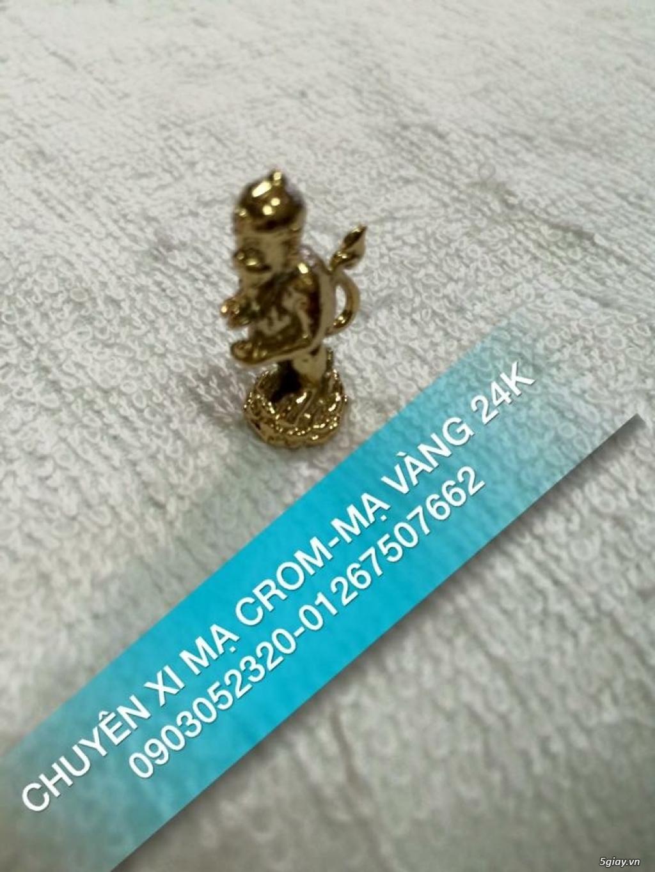 Nhận mạ crom-mạ vàng 24k vỏ điện thoại - 13