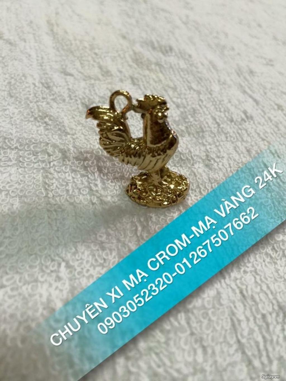 Nhận mạ crom-mạ vàng 24k vỏ điện thoại - 12