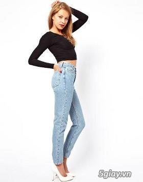 Cách chọn quần Skinny Jean nữ đẹp khắc phục nhược điểm cơ thể - 5