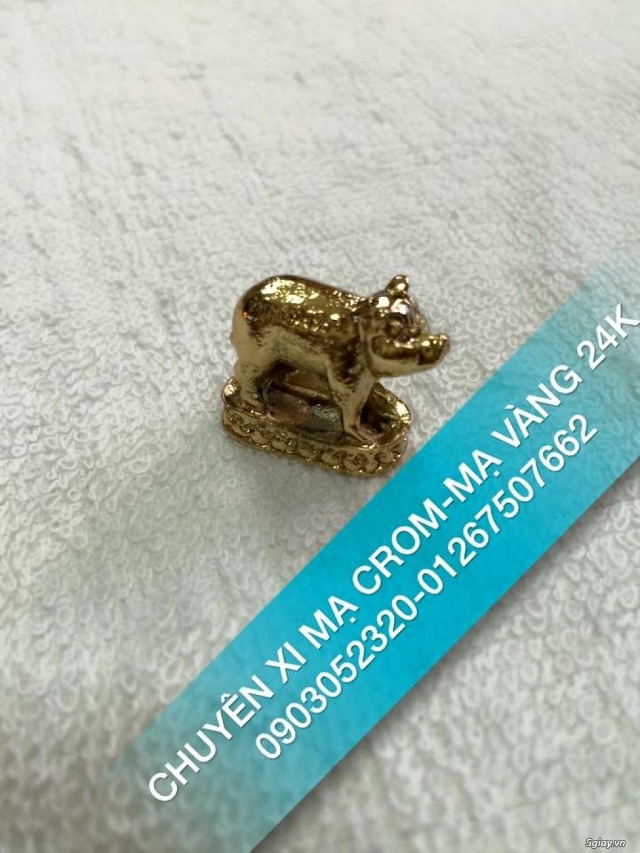 Nhận mạ crom-mạ vàng 24k vỏ điện thoại - 15